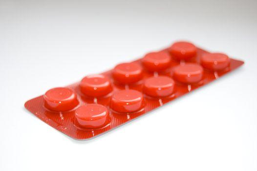 Medicament conceptual image.