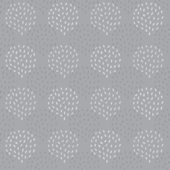 Vector Abstract Texture Drops Seamless Pattern graphic design