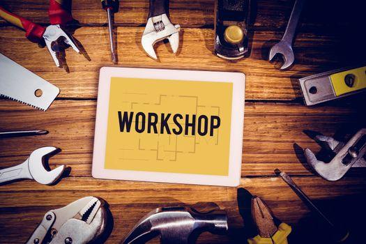 Workshop against blueprint
