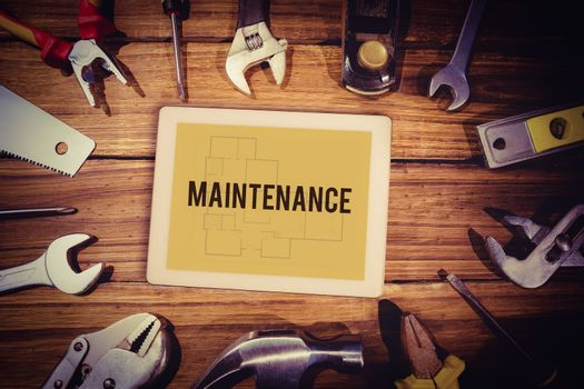 Maintenance  against blueprint