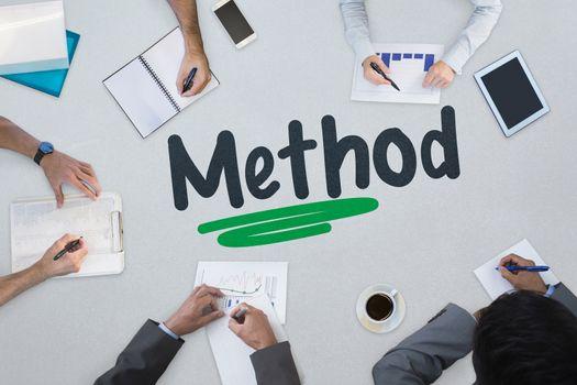 Method against business meeting