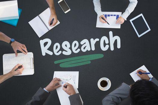 Research against blackboard