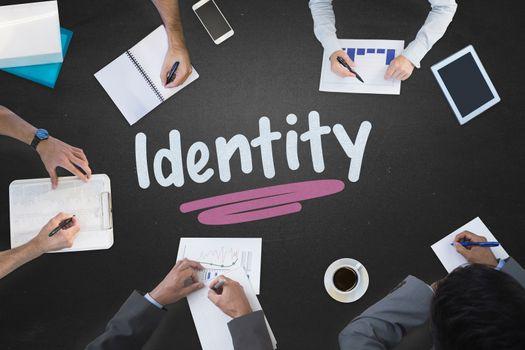Identity against blackboard