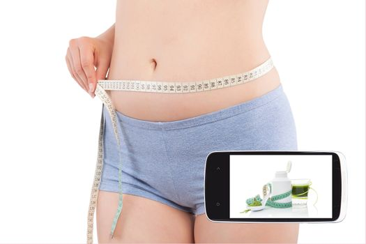 Weightloss in information age.