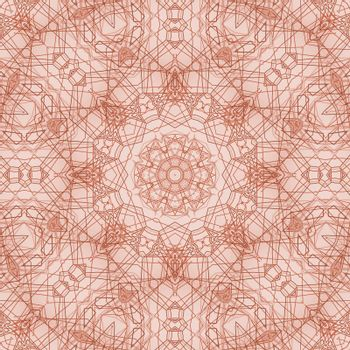 Abstract background with vintage thin lines pattern