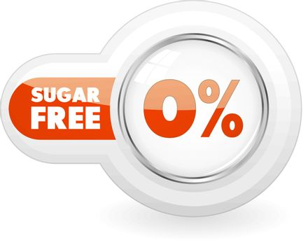 SUGAR FREE. Usable for different design.