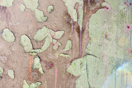 Grungy vintage background cement old texture wall