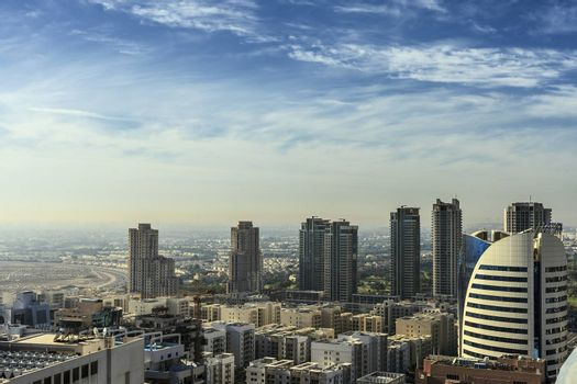 The Building In The Emirate Of Dubai