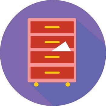 Flat catalog - drawer icon