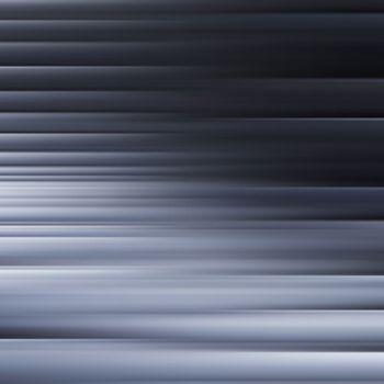 Wavy metallic background. Steel plate template. Abstract Vector Illustration.