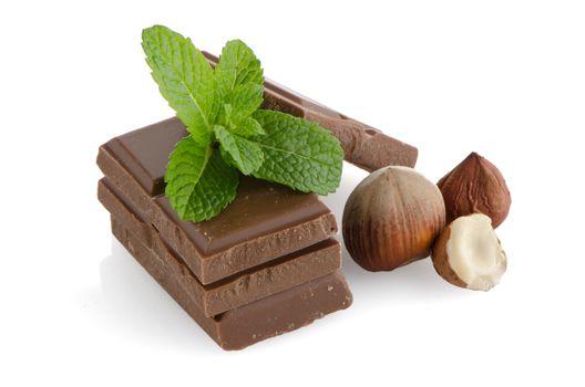 Chocolate parts
