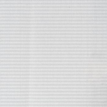 Closeup detail of white fabric texture background.