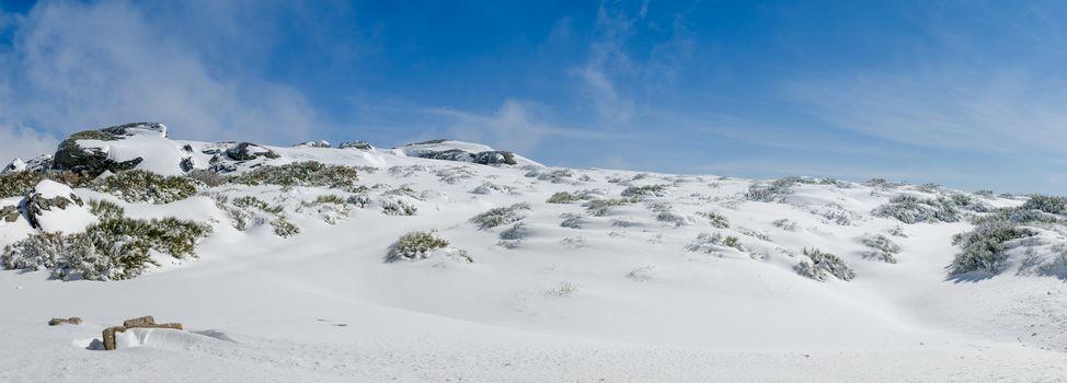 Landscape of Serra da Estrela - Portugal
