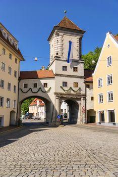 Sandauer gate Landsberg