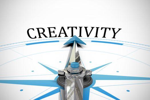 Creativity against compass