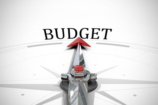 Budget against compass