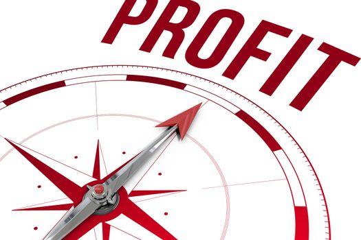 Profit against compass