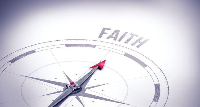 Faith against compass