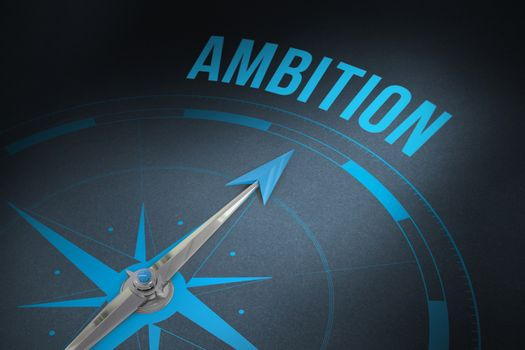 Ambition against grey
