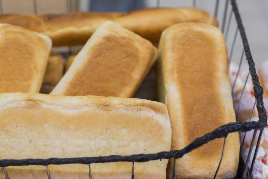 A lot off bread in a basket