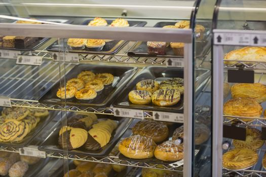 A lot off choice of pastry