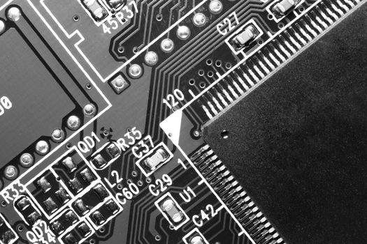 Computer Component Circuit Board Memory Processor Networking Car