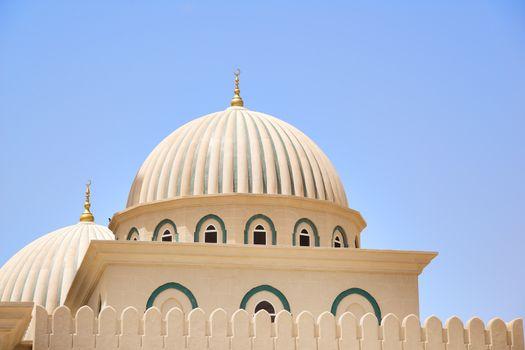 Dome mosque Oman