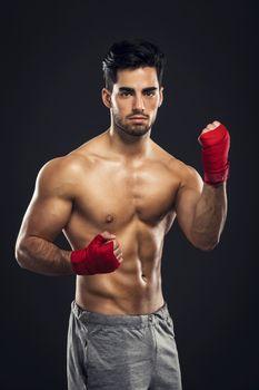 Body Combat atlhlete