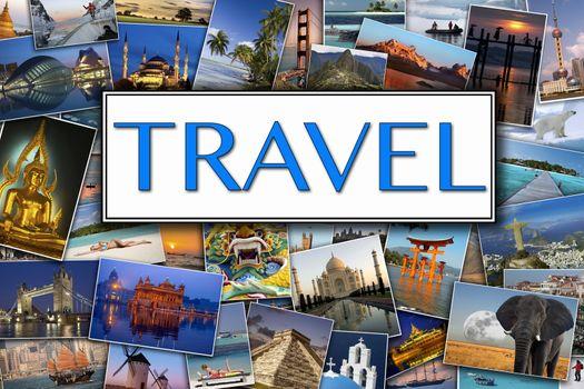 Travel Header - Photos of International travel Destinations