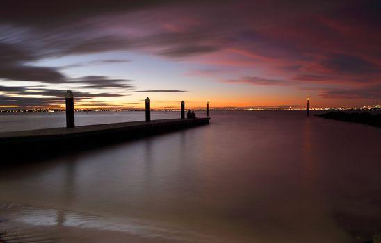 Sunset Views Botany Bay