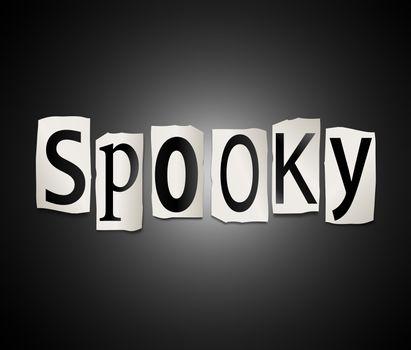 Spooky concept.