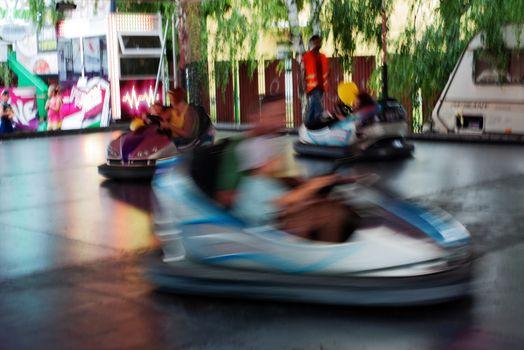 Go Kart Ring
