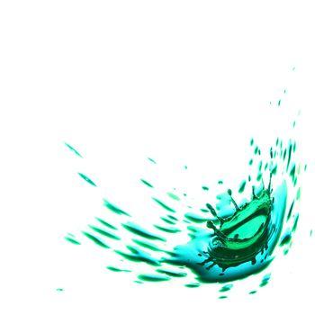 color splashing