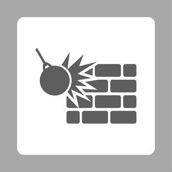 Destruction icon