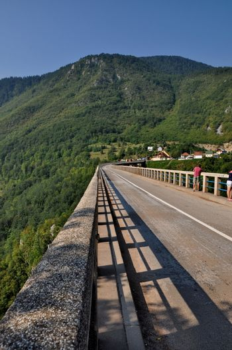 Tara bridge in Monte Negro