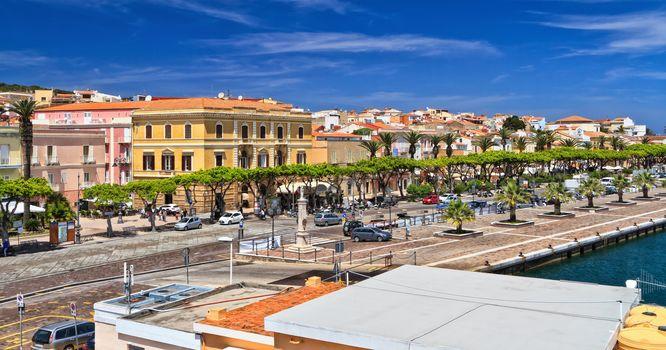 Sardinia - Carloforte