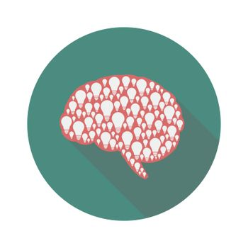 idea in brain