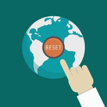 reset the earth