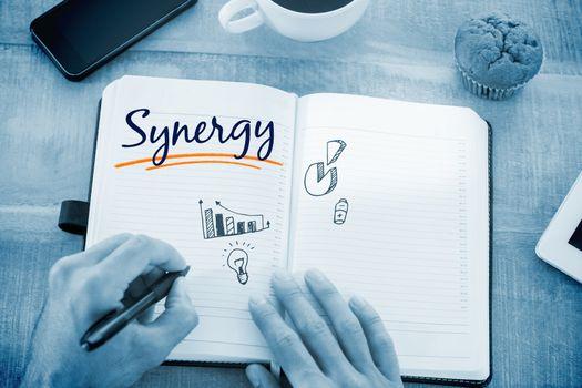 Synergy against business graphs