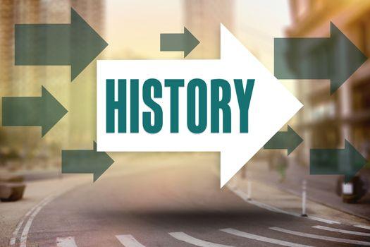 History against new york street