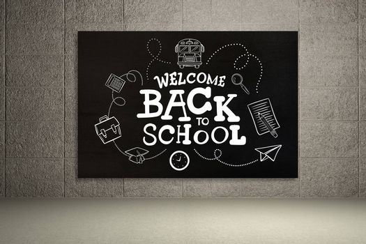 back to school against black