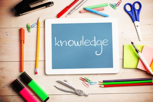 Knowledge against blue
