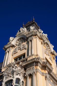 Port Building in Barcelona