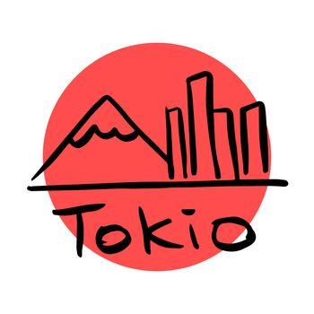 Tokyo the capital of Japan