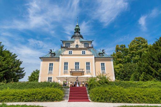 Villa Toscana, Gmunden