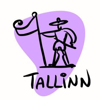 Tallinn the capital of Estonia