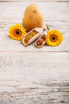 Pollen and propolis