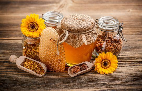 Honey product