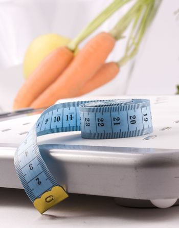 carrots and measuring objects