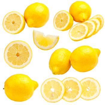 Lemons set